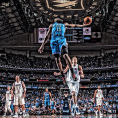 James Harden, Thunder vs Mavs 5/5/12