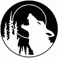 Free pumpkin stencils for halloween wolf stencil stenciling and find this pin and more on stencils by dhale1989 pronofoot35fo Choice Image
