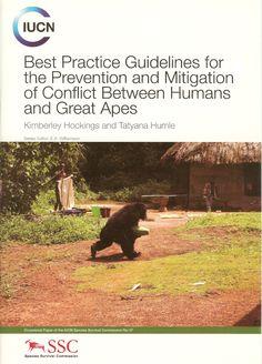 IUCN Species Survival Commission No. 37 | Book | Jane Goodall Institute Netherlands