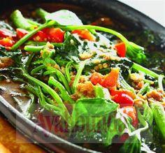 kangkung sukiyaki