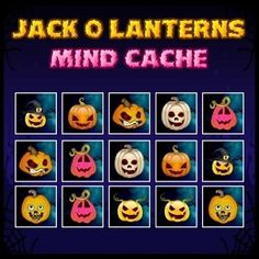 This is a #skill based #card #collecting #Puzzle #Halloween #game. In this game you need to open all the cards on the #board. If you open 2 similar cards continuously, both cards will be opened.