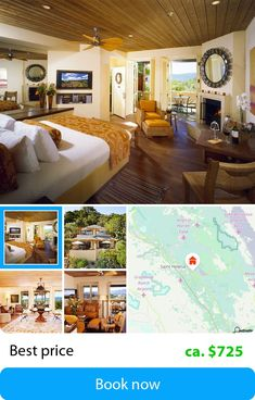 Auberge Du Soleil (Napa Valley, USA) – Book this hotel at the cheapest price on sefibo.