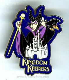I NEED THIS kingdom keeper pins