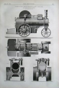 The Ryburgh Farmers' Foundry Part 2 Agriculture Tractor, Farming, Steam Art, Round Tower, Toy Trains, St Andrews, Aircraft Design, Steam Engine, Steam Locomotive