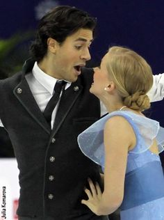 Kaitlyn Weaver & Andrew Poje (CAN) - Photo: Ice-dance.com
