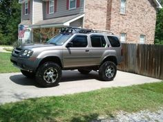 2004 Nissan Xterra Lifted