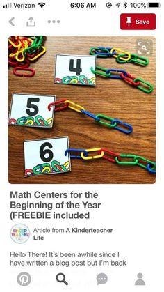 Numbers Kindergarten, Math Numbers, Teaching Math, Preschool Activities, Decomposing Numbers, Les Mathes, Numeracy Activities, Math Tubs, Creative Curriculum
