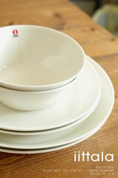 Iittala Teema - The modern classic in dinnerware