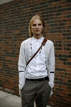 At Marc by Marc Jacobs « The Sartorialist