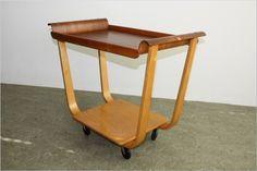 Pastoe trolley Cees Braakman by Hollandinvorm on Etsy, €350,00