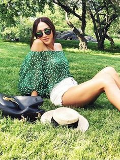 12 It-Girls With the Cutest Summer Style