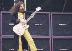 Black Sabbath Geezer Butler gear