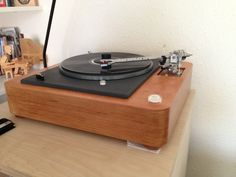 My first Lenco: GL75+Audiomods - Lenco based Projects - Lenco Heaven Turntable Forum