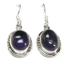 Amethyst Jewellery – Amethyst Earring, Sterling Silver, Wedding Jewelry – a unique product by Midas-Jewelry on DaWanda Amethyst Jewelry, Amethyst Earrings, Amethyst Gemstone, Sterling Silver Earrings, Tribal Jewelry, Unique Jewelry, Silver Wedding Jewelry, Moonstone Pendant, Blue Topaz Ring