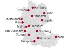 Die Standorte Von S Thetic Als Karte Mit Bildern Bad Durkheim