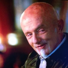 Jonathan Banks on Ringer  (also Mike from Breaking Bad)