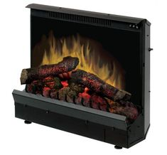 """Dimplex - Home Page » Fireplaces » Inserts » Products » 23"""" Deluxe Electric Fireplace Insert"""