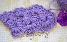 Ленточное кружево | Crochet by Ellej | Crochet by Ellej | Вязание крючком от Елены Кожухарь