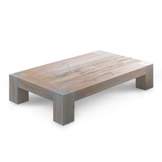 Empire Solid Wood Coffee Table