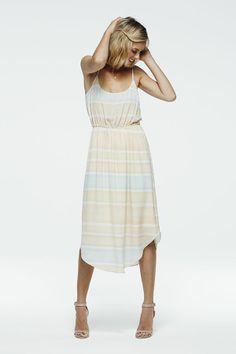 White Sleeveless Hollow Lace Backless Pleated Dress - Fashion Clothing, Latest Street Fashion At Abaday.com #fashion #clothing #women