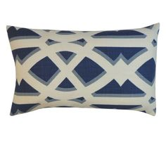 Found it at Wayfair - Crossroads Cotton Lumbar Pillow
