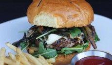 mushroom burger recipes #MightyMushrooms