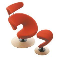 Bürostühle-test-Bürostuhl-mit-einer-einzigartigen-form