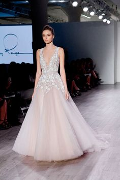 Bridal Gowns and Wedding Dresses by JLM Couture - Hayley Paige Style 6604