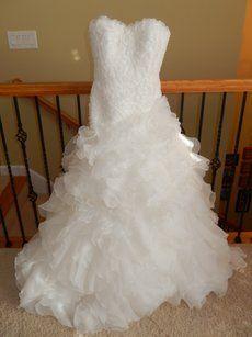 Pronovias Blanca Wedding Dress