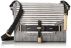 Vince Camuto Max Cross Body Bag, Black Stripe, http://www.amazon.com/dp/B00OGU3ZMA/ref=cm_sw_r_pi_dp_wn9Zvb1Y4833R