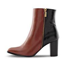 Bootie Shops, Heeled Boots, Fall Winter, Booty, Heels, Black, Fashion, Fashion Styles, Branding