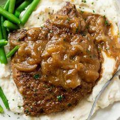 Cube Steak Recipe - The Cozy Cook...