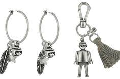 Joyas de la firma LAF en colaboración con Playmobil. ¿No son irresistibles?