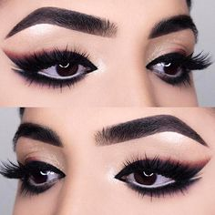There is nothing more versatile than eye makeup. Are you one of those who thinks that knows nothing about makeup? Then you have come to the right place!#makeup#makeuplover#makeupjunkie#eyemakeup