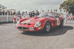 Goodwood Revival is an Event Like No Other - Photography by Peter Aylward