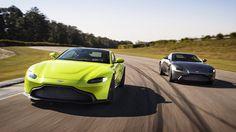 All-new Aston Martin Vantage turns up the volume