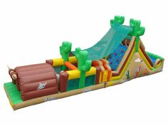 Buy cheap and high-quality Western Obstacle Challenge. On this product details page, you can find best and discount Inflatable Obstacles for sale in 365inflatable.com.au