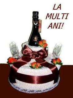 Happy Birthday, Rose, Desserts, Happy Brithday, Tailgate Desserts, Pink, Deserts, Urari La Multi Ani, Happy Birthday Funny
