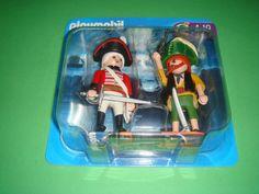 Figura Playmobil Modelo 4127 - Pirata - Precintado
