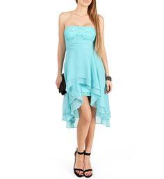 Sandia- Mint Lace Hi Lo Prom Dress  @Roxanna Hassell @Shannon Christy