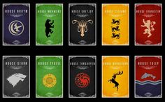 Game of Thrones - Targaryen. Quiz Series tele, Game of thrones