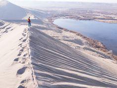 Hike the Bruneau Sand Dunes, Idaho