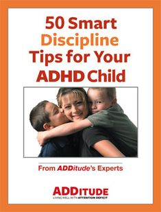 Free ADHD resources, organized by topic — ready for download and printing, easy to pass along! (Admit it: There's someone in your life who needs to find one of these info sheets compleeeeetely by chance. )
