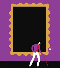 Olimpia Zagnoli's illustrations always brighten up my day