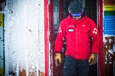 @Whistler Blackcomb Ski Patrol uniforms by Arc'teryx