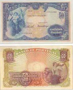50 escudos, 1924