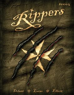 """Rippers,"" the Victorian steam-tech horror setting for the Savage Worlds roleplaying game, is part of the Bundle of Nerves +3, along with the Rippers Companion supplement."