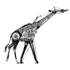 Animal Machine by Diego Gráfico