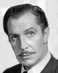 Vincent Price.... one on my list of horror movie fav's