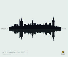 """Polyline Translations Voice Over Service Advertising """"ENGLAND"""""""